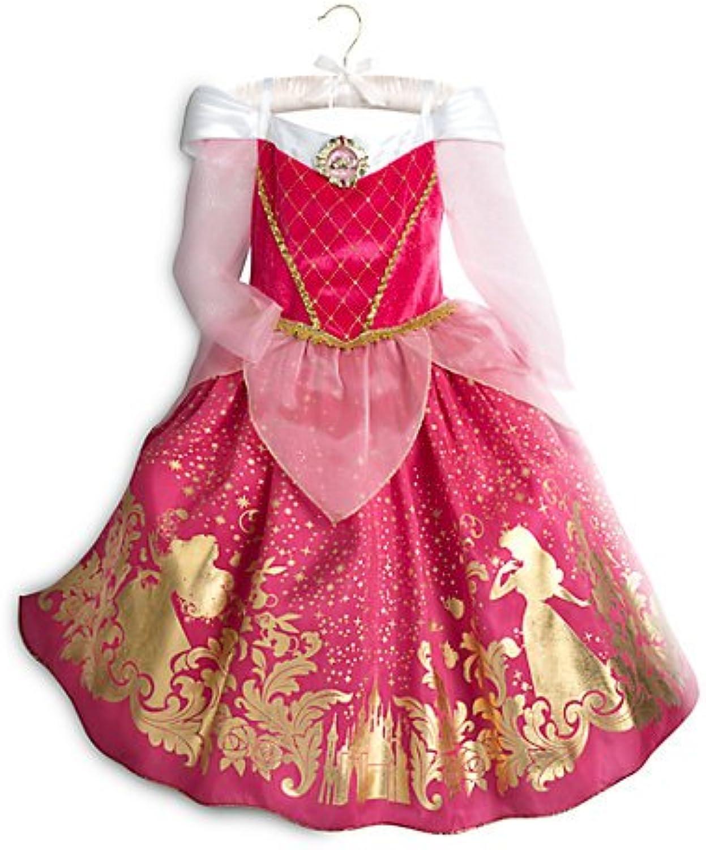 Disney Princess Sleeping Beauty, Aurora Costume, Fancy Dress For Girls  Size 56 Years, Official Disney Costume