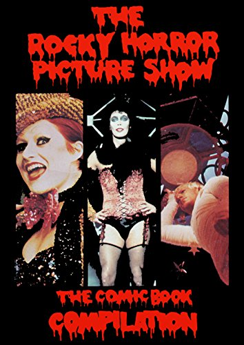 Rocky Horror Picture Show Comic Book (English Edition)