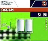 Osram Long-Life Pack De Cebadores, Cristal, Gris, 4.03 cm, 2 Unidades