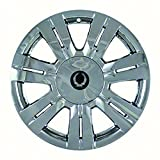 Chrome 18' Hub Cap Wheel Skins for Cadillac SRX - Set of 4