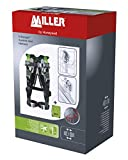 Honeywell 1034077 Miller H-Design 2P Vest Harness, M/L
