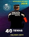 Temario Policía Municipal 2019