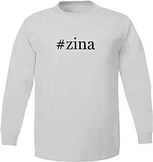 Bucking Ham #Zina - Adult Soft Long Sleeve T-Shirt