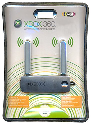 Microsoft Xbox 360 Wireless N Network Adapter