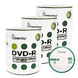 Smart Buy 300 Pack DVD-R 4.7gb 16x Logo Blank Data Video Movie Recordable Disc, 300 Disc 300pk