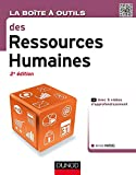 La Boîte à outils des Ressources Humaines - 2e éd. (BàO La Boîte à Outils) - Format Kindle - 9782100751242 - 14,99 €