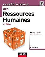 La Boîte à outils des Ressources Humaines - 2e éd. d'Annick Haegel