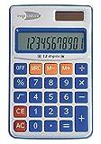 61215 Calcolatrice Elettronica 12 cifre con Doppia Alimentazione, (070021.05)