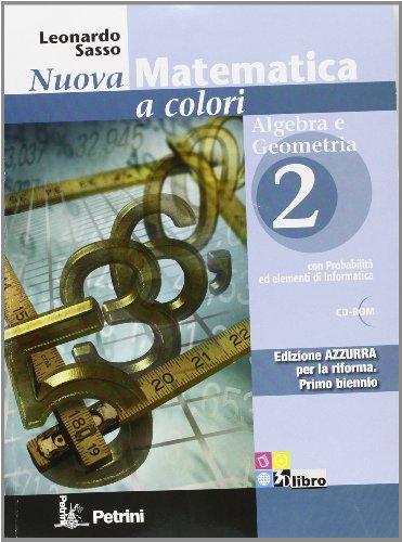 N.MAT.COL.AZZ.A/G.2+Q+CD: Vol. 2