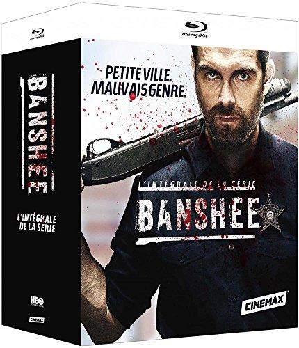 Banshee - Lintégrale de la série - Blu-ray - HBO