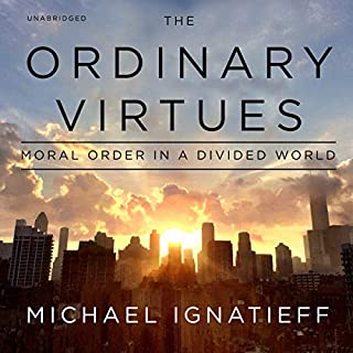 The Ordinary Virtues audiobook cover art