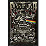 GB eye Ltd POSTER PINK FLOID RAINBOW THEATRE, Solo, Varios Colores, 61x91.5cm