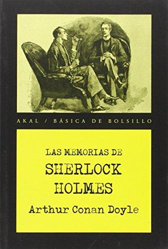 Las memorias de Sherlock Holmes: 325 (Básica de Bolsillo –...