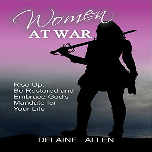 Women at War audiobook cover art