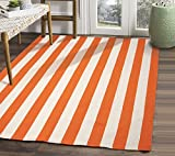 MARQUESS Large Throw Rug or Picnic Blanket- Indoor Mat, Washable, Durable Handy, Mildew Resistant for Beach,Camping Traveling Activities,