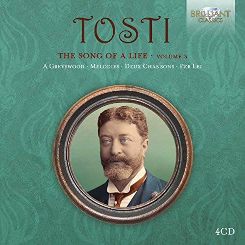 Tosti:the Song of a Life,Vol.3