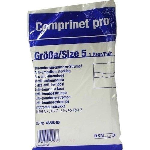 COMPRINET pro Strumpf oberschenk.lang Gr.5 weix0 2 St