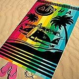 CONFORT HOME M.T. Toalla DE Playa -Grand Caribe*- (90 X 170 CM) ALGODÓN Egipcio...