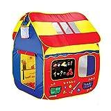 MeeYum Pretend Play Kids Foldable School House Tent