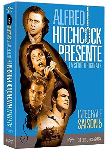 Alfred Hitchcock présente-La série Originale-Saison 5 [DVD]