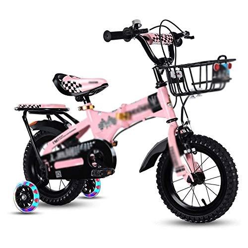 Purchase ZQY Children's Folding Bike Student Park Exercise Bike Boy Girl Bike High Carbon Steel Boy ...