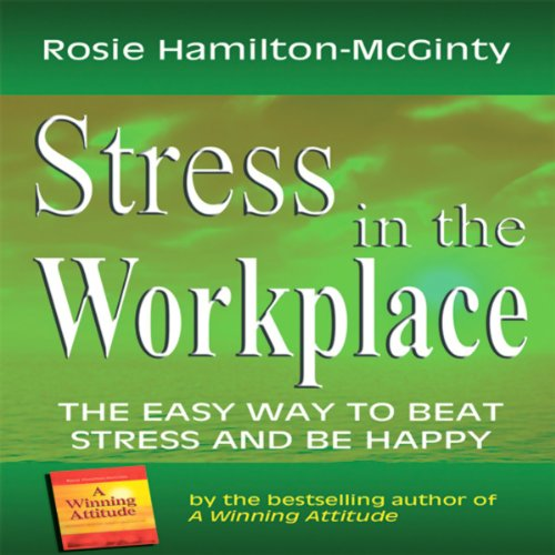 Stress in the Workplace audiobook cover art