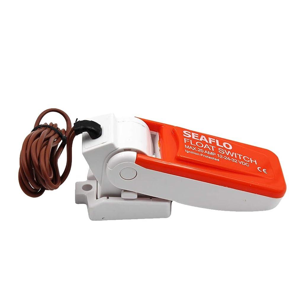 位置づける捨てる代わりに自動ビルジポンプ フロートスイッチ ポンプ用 ヘビーデューティ 約12V / 24V / 32V