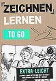 Zeichnen Lernen To Go: Extra-leicht zeichnen lernen mit der Geo Draft Methode - Vom Anfänger zum Profi in 4 Wochen (für Kinder & Erwachsene inkl. Video Tutorials) (German Edition)