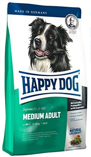 Happy Dog Perros Forro Medium Adult, 1er Pack (1x 300g)