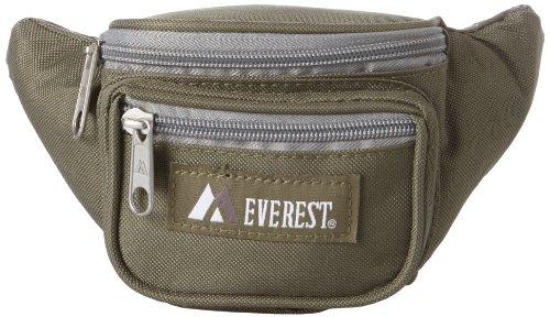 Everest Signature Waist Pack - Junior, Olive, One Size