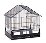 Prevue Pet Products Lincoln Bird Cage, Black