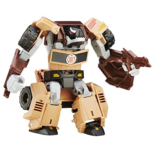 Transformers: Robots in Disguise Warrior Class Quillfire (Weaponizers version)