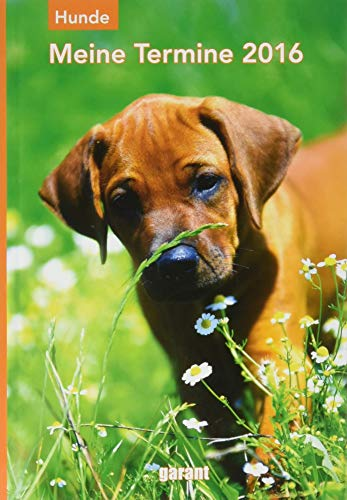 Terminkalender - Hunde 2016