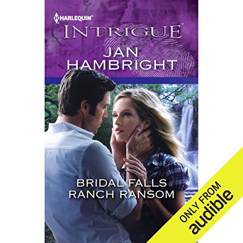 Bridal Falls Ranch Ransom audiobook cover art
