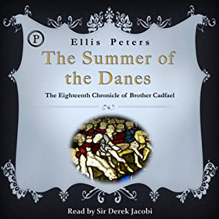 The Summer of the Danes audiobook cover art