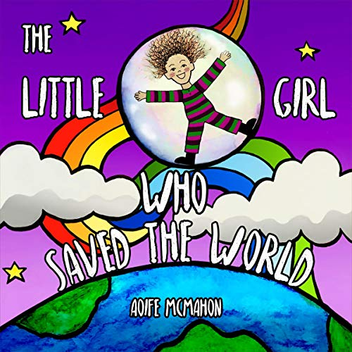 The Little Girl Who Saved the World cover art