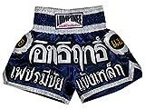 Lumpinee Muay Thai Kick Boxen Hosen Shorts : LUM-033 Size XL -