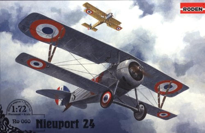 Roden 060 Nieuport 24 1 72 Plastic Kit
