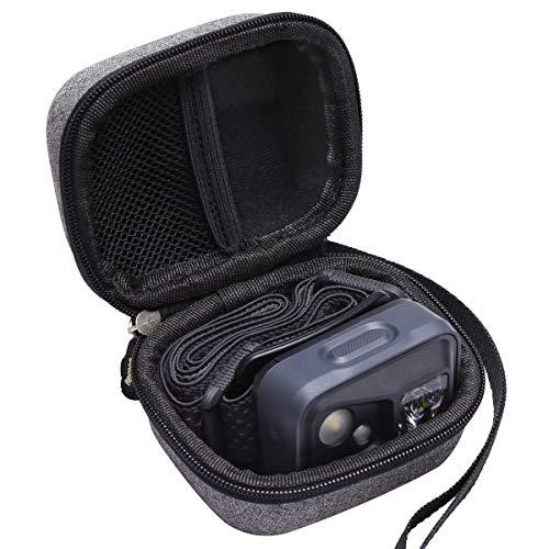 Aproca Hart Schutz Hülle Reise Tragen Etui Tasche für Black Diamond Spot Stirnlampe