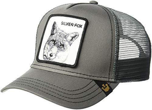 Goorin Bros. Gorra de béisbol para Hombre Silver Fox Talla única