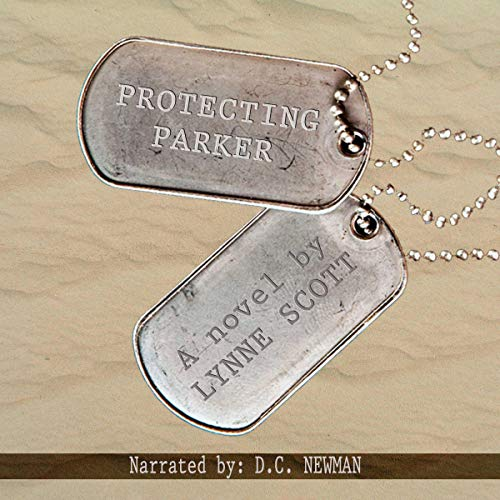Protecting Parker audiobook cover art