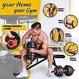 Zoom IMG-1 sportstech set di manubri innovativo