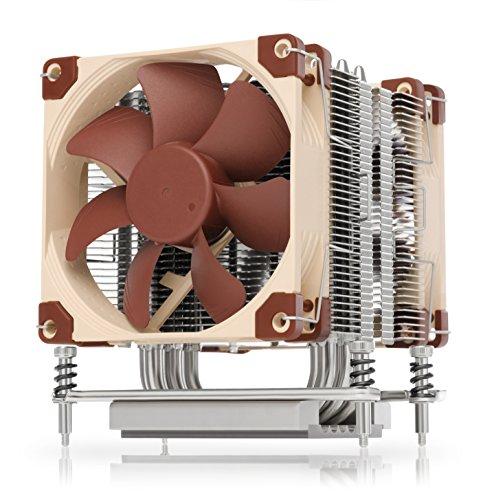 Noctua NH-U9 TR4-SP3, Premium CPU Kühler für AMD sTRX4/TR4/SP3 (92mm, Braun)