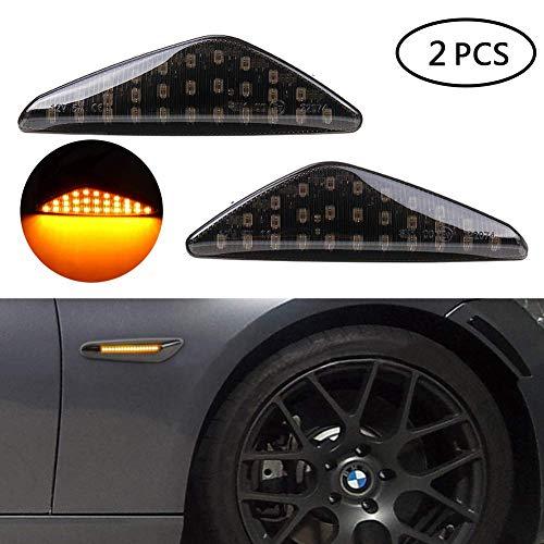 Kalakass Colore telecamera di retrovisione con linee di griglia come luce targa Retrocamera di parcheggio per X1 X3 X5 X6 E70 E71 E72 E84 E53 E39 E46 E60 E90 E88 E91