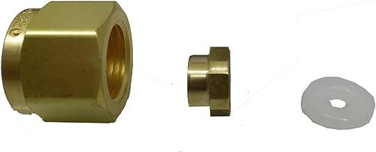 Fittings - 320 CGA Female to 1/8 NPT Female Adapter