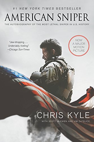 American Sniper [Movie Tie-in Edition]: The Autobiography of the Most Lethal Sniper in U.S. Military History (White Cat With Blue Eyes For Sale)