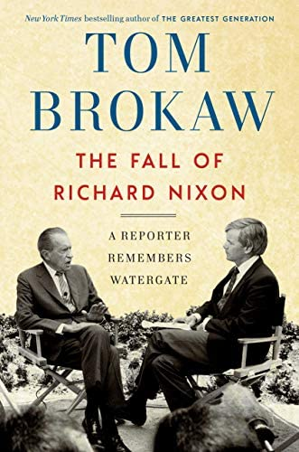 The Fall of Richard Nixon A Reporter Remembers Watergate product image