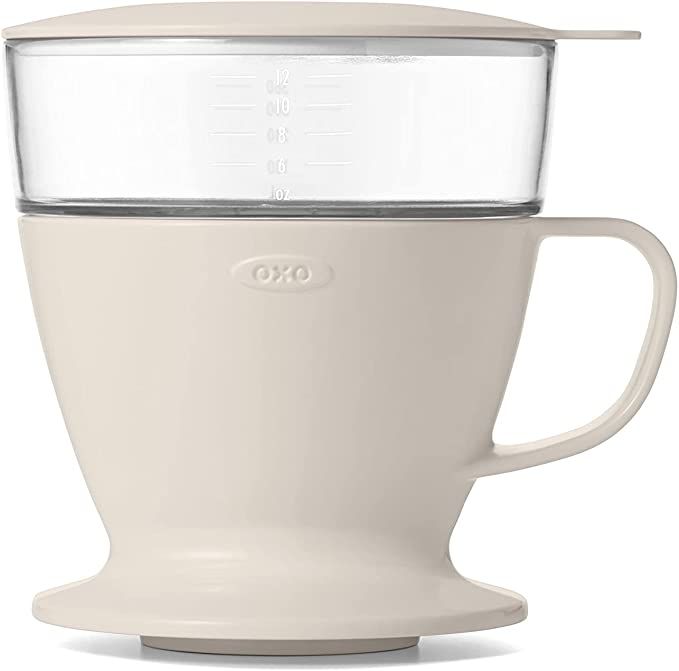 OXO Brew Pour-Over Coffee Maker with Water Tank