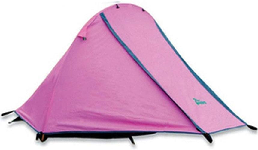 de plein air tent-Jack Tentes Individuelles Fils complets Compte Interne Tiges en Aluminium Double Couche Camping Tentes extérieures à Vent
