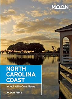 Moon North Carolina Coast: Including the Outer Banks